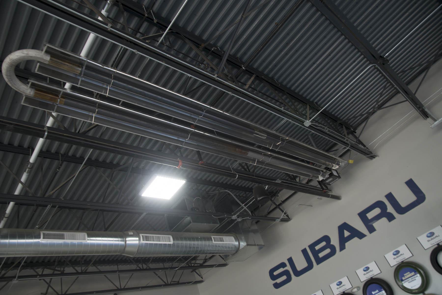 Radiant Heat - Schulte Subaru Project